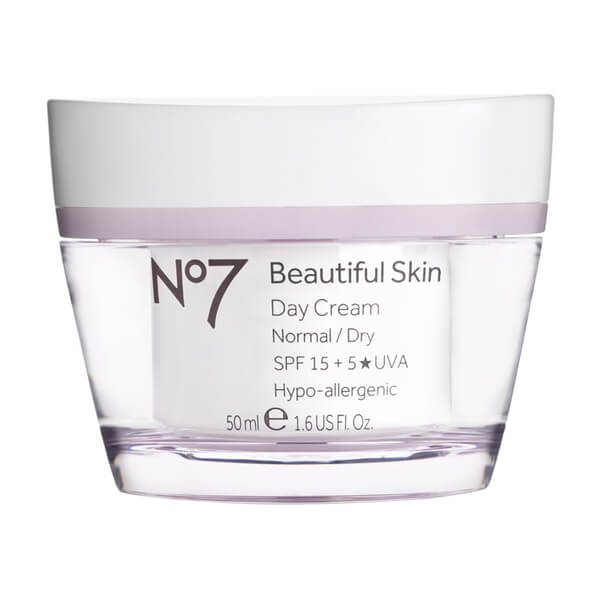 Boots No.7 Beautiful Skin Day Cream SPF 15 - Normal to Dry