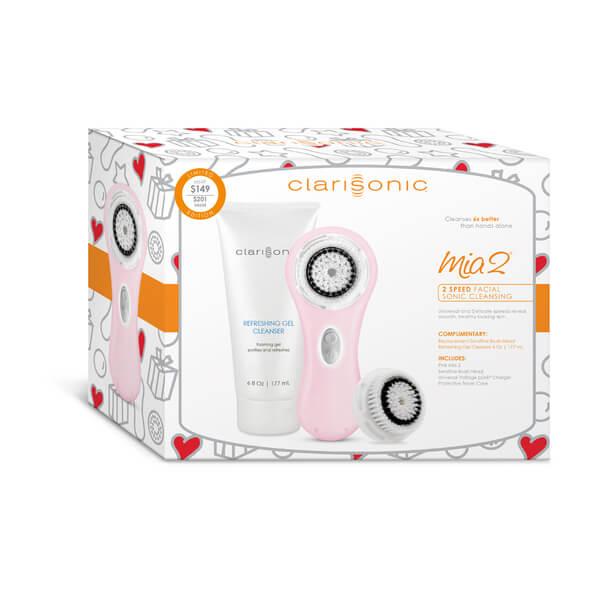 Clarisonic Mia 2 Value Set - Pink