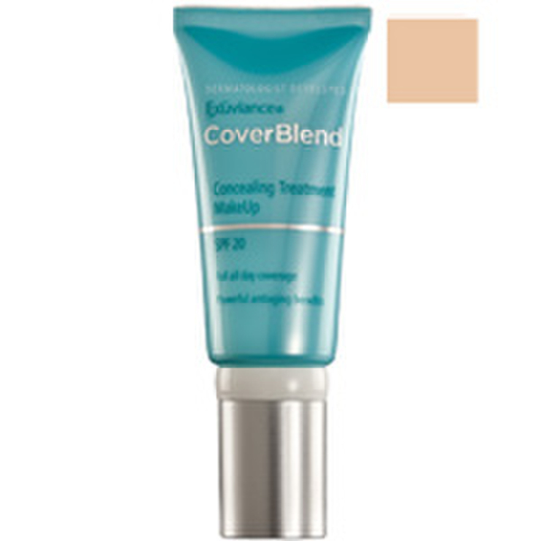 CoverBlend Concealing Treatment Makeup SPF 30 - Golden Beige