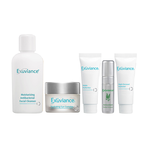 Exuviance Essentials Collection - Acne Prone