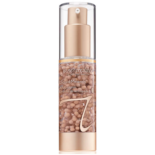 Jane Iredale Liquid Minerals - Satin