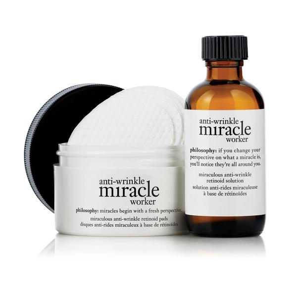 Philosophy Anti-Wrinkle Miracle Worker Miraculous Anti-Wrinkle Retinoid Pads