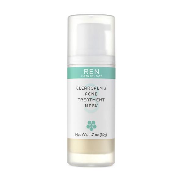 REN ClearCalm 3 Acne Treatment Mask