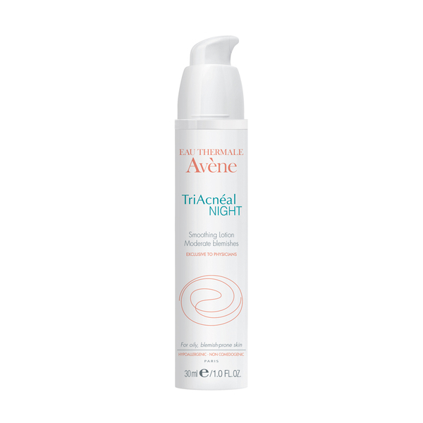 Avene Professional TriAcneal Night Smoothing Lotion