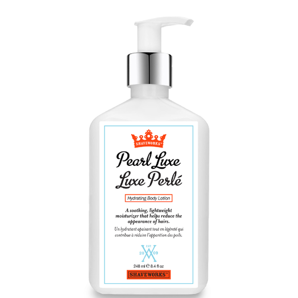 Lotion Corporelle Perle Luxe Hydrating Body Lotion Shaveworks
