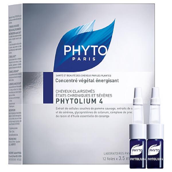 Phyto Phytolium 4 Chronic Thinning Hair Treatment