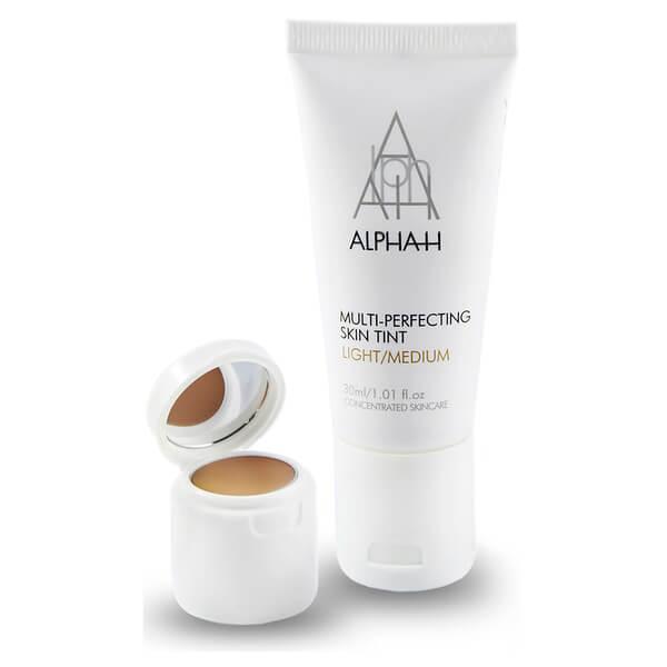 Alpha-H Multi Perfecting Skin Tint Light/Medium