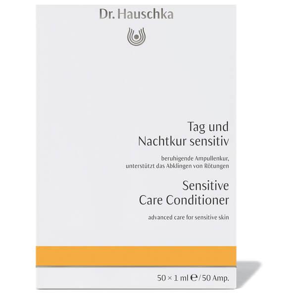 Dr Hauschka Sensitive Care Conditioner - 50 ampoules