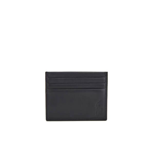 Polo Ralph Lauren Men's Card Case - Black