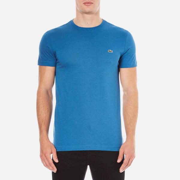 Lacoste Men's Crew Neck T-Shirt - Officer