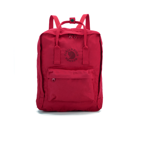Fjallraven Re-Kanken Backpack - Red