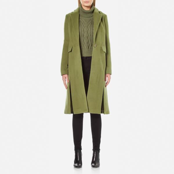 C/MEO COLLECTIVE Women's Easy Street Coat - Khaki