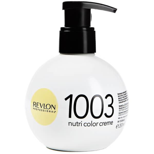 Revlon Professional Nutri Color Creme 1003 Pale Gold 250ml