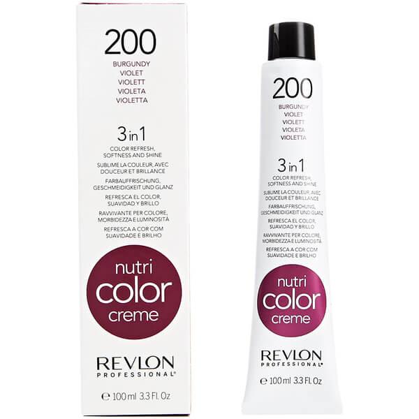 Revlon Professional Nutri Color Creme 200 Burgundy 100ml