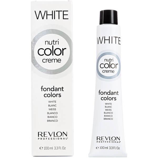 Revlon Professional Nutri Color Creme 000 White 100ml