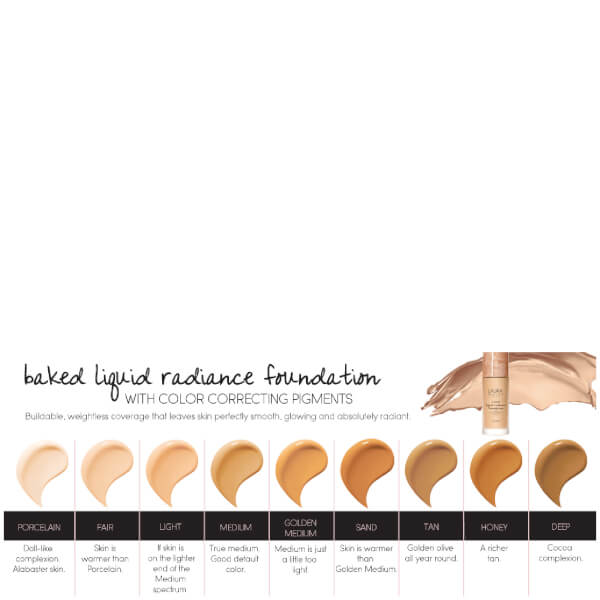 Laura Geller Baked Liquid Radiance Foundation 30ml