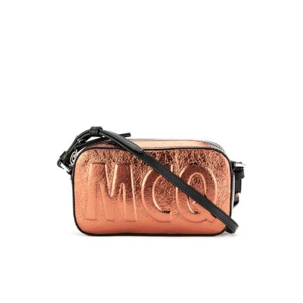 McQ Alexander McQueen Women's Addicted Cross Body Bag - Rust