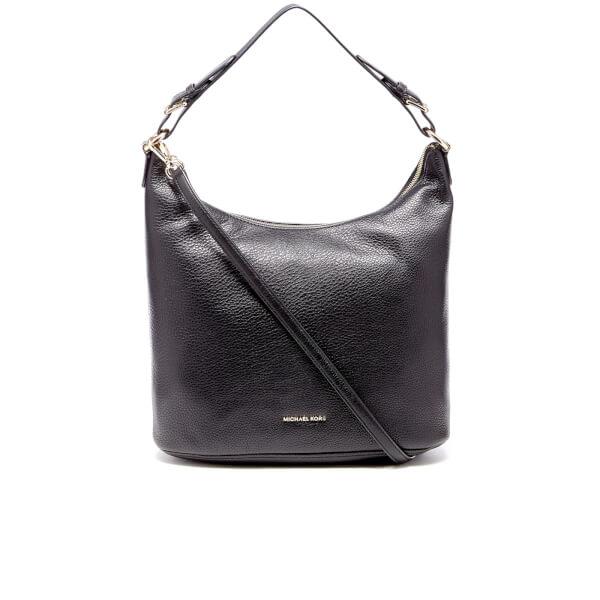 MICHAEL MICHAEL KORS Women's Lupita Large Hobo Bag - Black