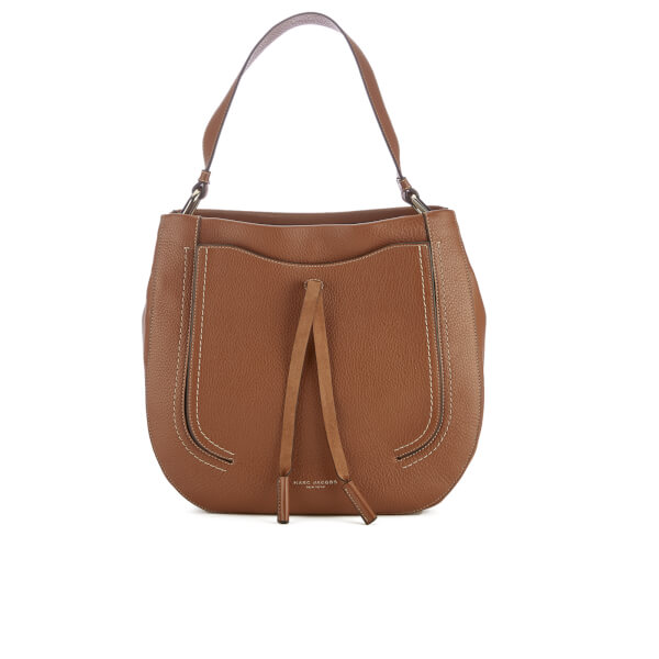 Marc Jacobs Women's Maverick Hobo Bag - Cognac