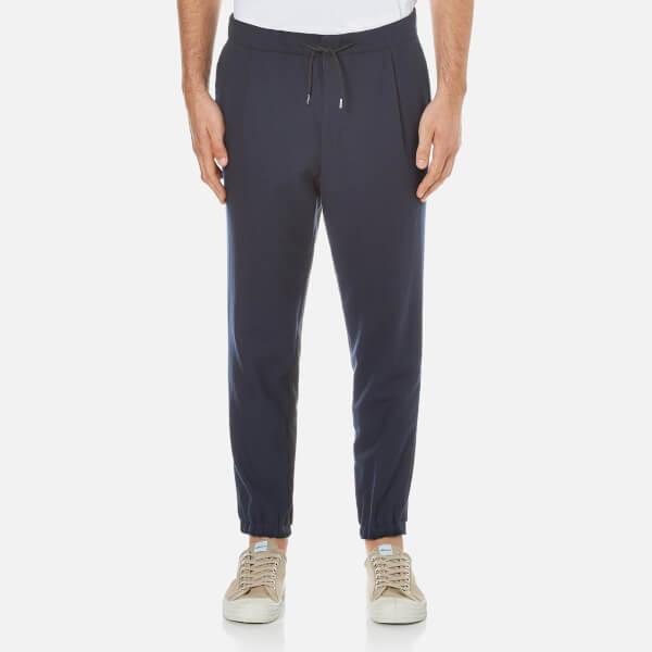 McQ Alexander McQueen Men's Hybrid Ash Trousers - Deep Navy/Darkest Black