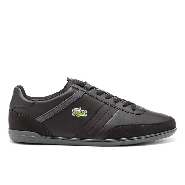 Lacoste Men's Giron 316 1 Low Profile Trainers - Black