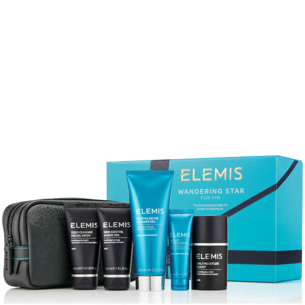 Elemis Wandering Star for Him Collection (Worth £57.80)