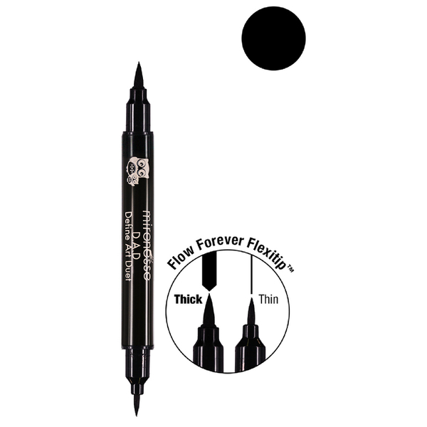 Mirenesse D.A.D Define Art Double 24 Hour Eye Liner 1.4ml - Black