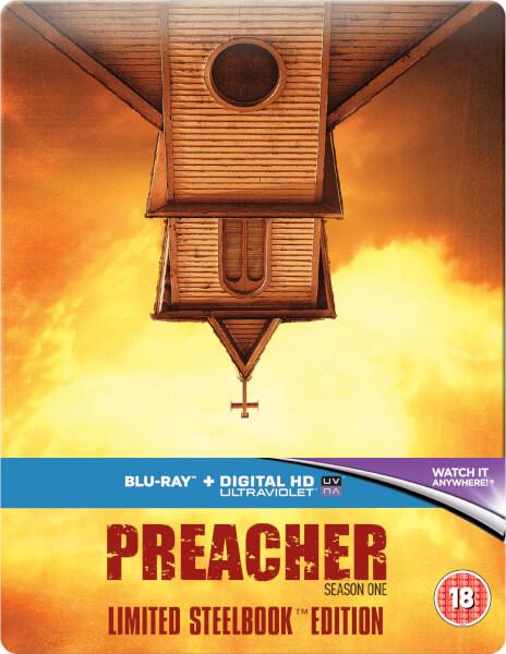 Preacher: Season 1 - Limited Edition Steelbook