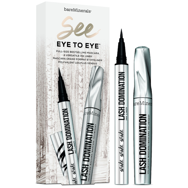 bareMinerals See Eye To Eye™ Lash Domination Mascara and Liner Duo