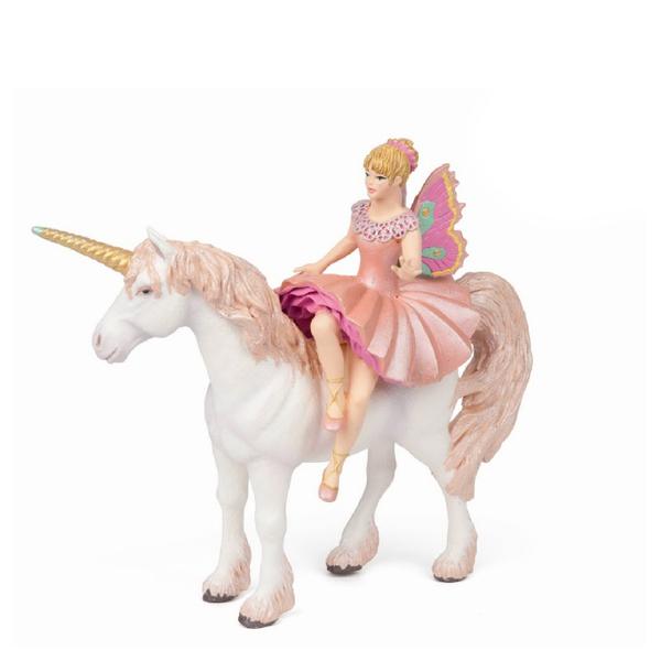 Papo Enchanted World: Elf Ballerina and Her Unicorn