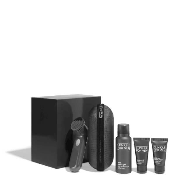 Clinique Clean Skin Great Skin Peau Superbe pour Homme Coffret Cadeau