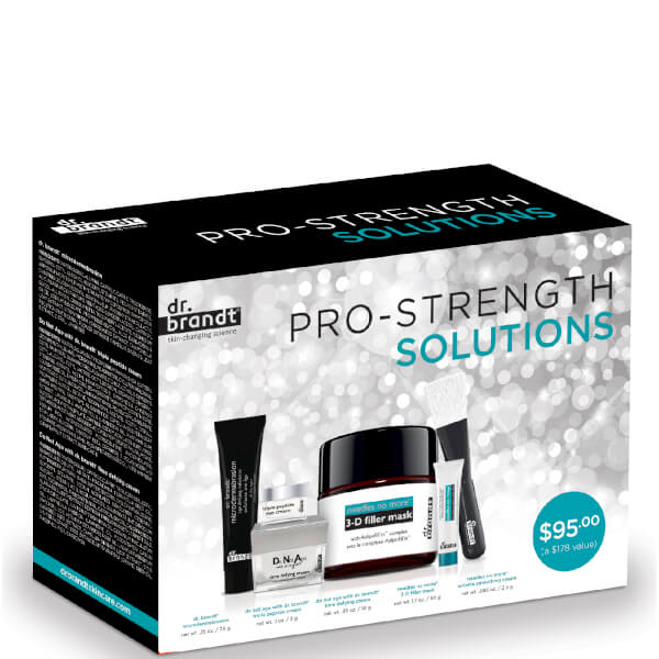 Dr. Brandt Pro-Strength Solutions Kit (Worth $178)