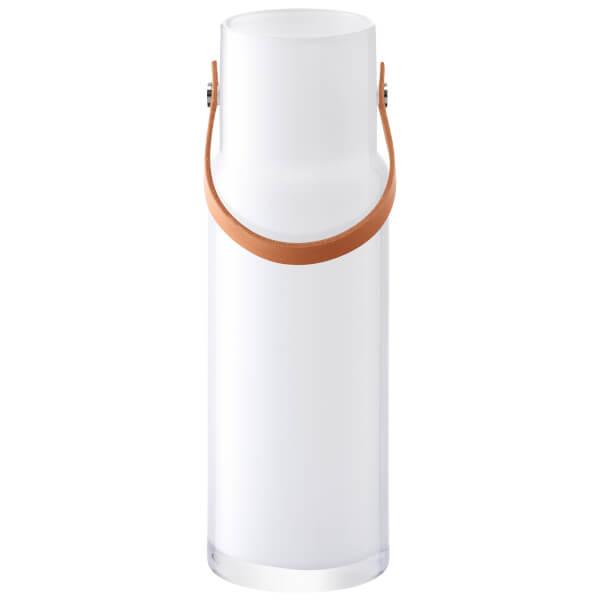 LSA Utility Pot & Leather Handle - 39.5cm - White