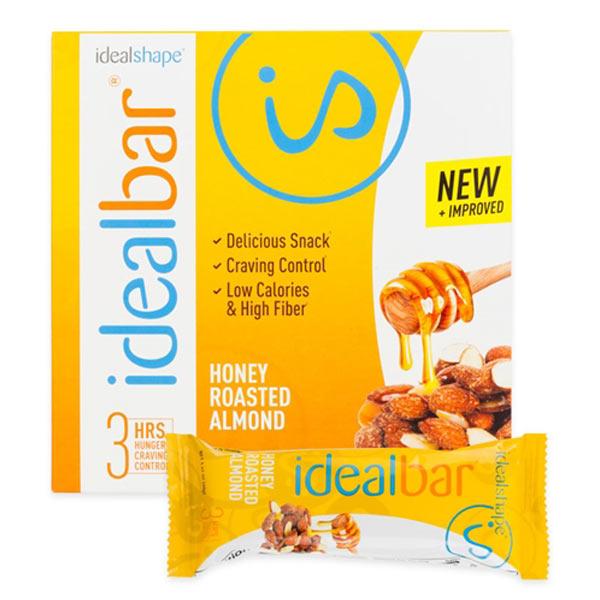 IdealBar Honey Roasted Almond