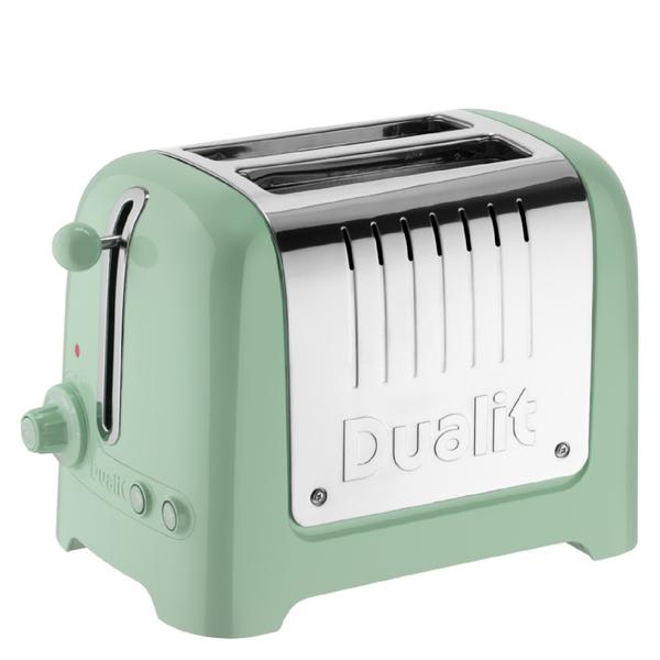 Dualit 26268 Lite 2 Slot Toaster Pistachio Green Iwoot