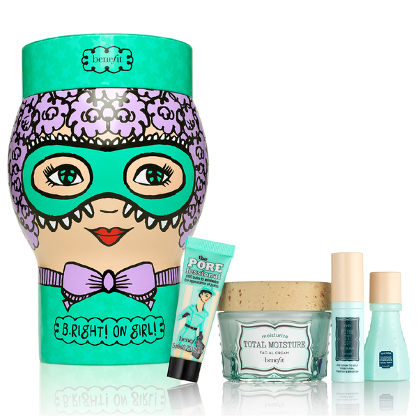 benefit b.right on Girl Collection (Worth £49)