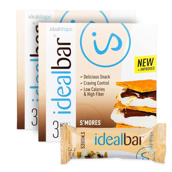 IdealBar 2 Boxes S'mores