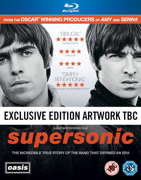 film oasis supersonic biograf