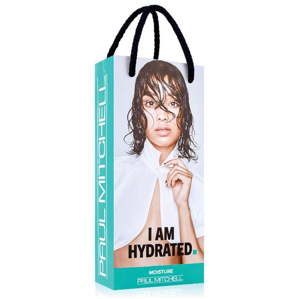 Paul Mitchell Moisture Bonus Bag I Am Hydrated (Worth £26.00)