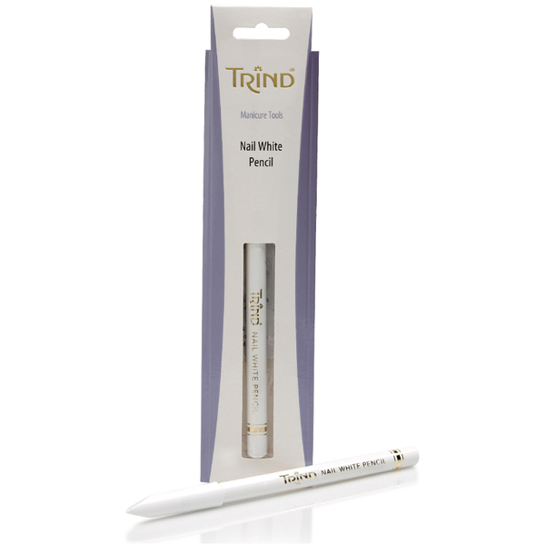 Trind Hand and Nail Care Nail White Pencil