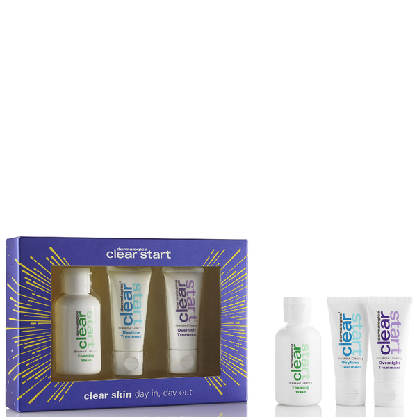 Dermalogica Christmas Clear Skin Day In, Day Out Set