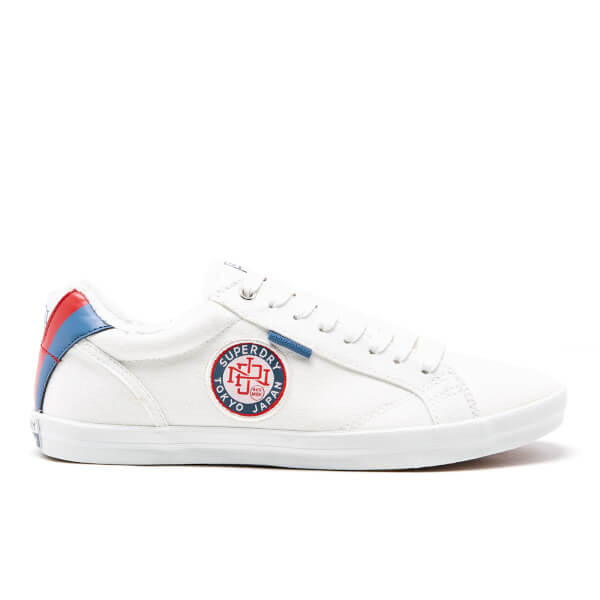 Superdry Men's Carnage Trainers - White