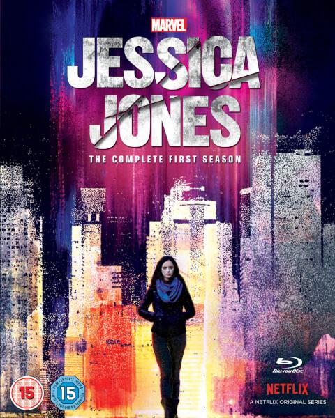 Marvel 39 S Jessica Jones Season 1 Blu Ray