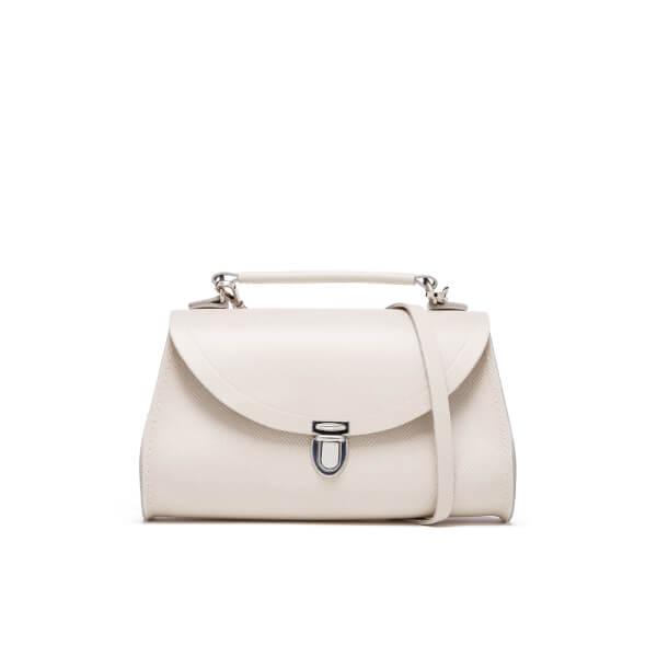 The Cambridge Satchel Company Women's Mini Poppy Bag - Clay Saffiano