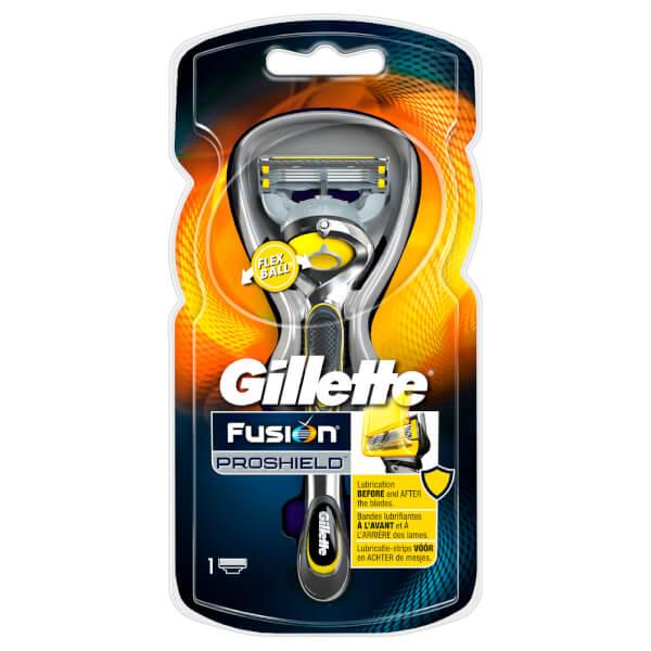 Gillette Fusion ProShield Flexball Manual Razor