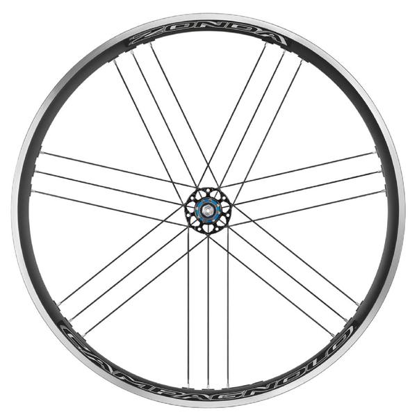 Campagnolo Zonda C17 Clincher Wheelset - Black