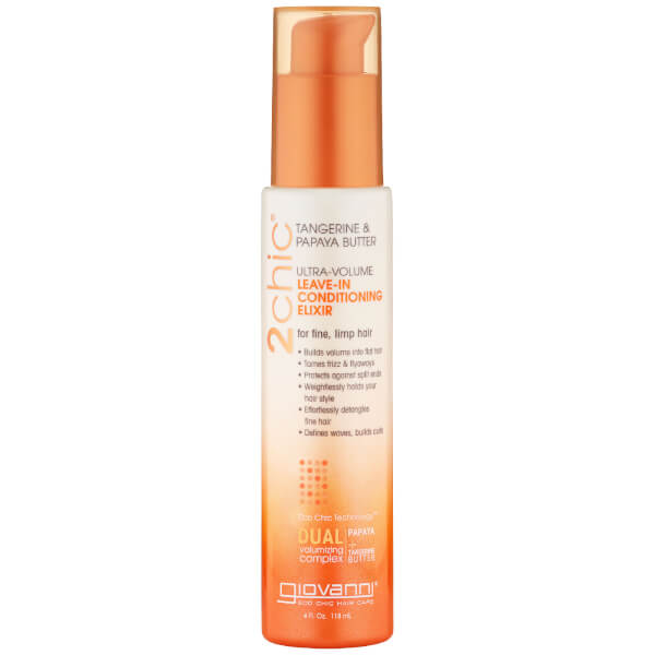 Giovanni GNV 2chic U-Volume Leave In Conditioner 118ml