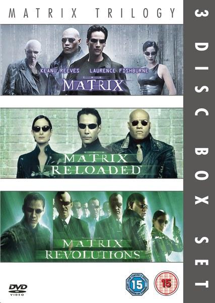 The Matrix TRILOGY 1080p BluRay x264 DUAL TR-ENG BoxSet - Torrent - DCRGDizi.com
