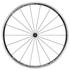 Campagnolo Khamsin Asymmetric Clincher Wheelset - Black: Image 1