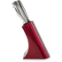 Morphy Richards 46291 5 Piece Knife Block - Red: Image 2